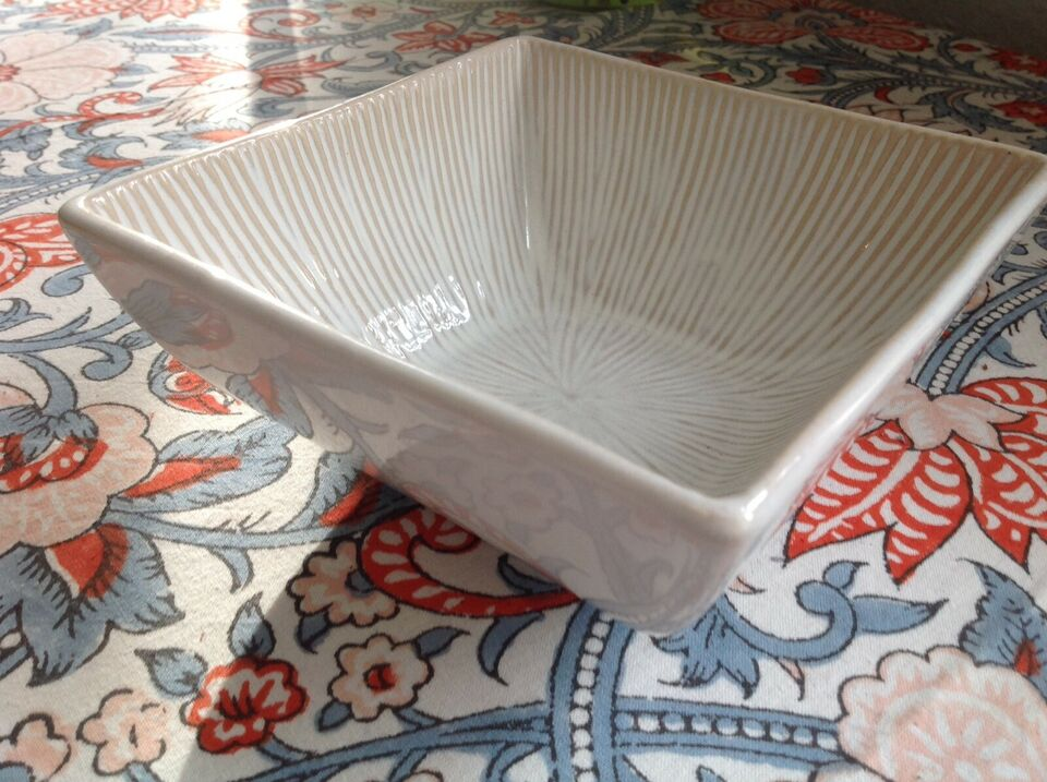 Porcelæn, Skål, OPENMIND
