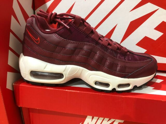Size 6 - Nike Air Max 95 Team Red 2019 for sale online | eBay