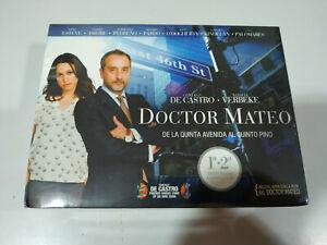 DOCTOR-MATEO-TEMPORADAS-1-Y-2-COMPLETAS-8-x-DVD-EDICION-ESPECIAL-NUEVA