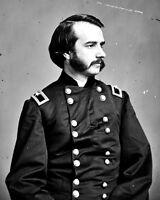 8x10 Civil War Photo: Union - Federal General John Franklin Miller