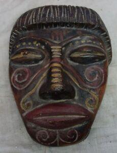 Keramik Wandmaske Terrakotta Afrika ?