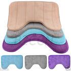 40*60cm Soft Cotton U Shaped Bath Mats Anti Slip Home Decor Bathroom Mat Carpet