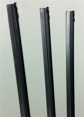 Split De Goma Repuesto Reemplazo-Pack De Tres-Para Front /& Back rasquetas de limpiaparabrisas