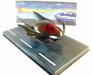 Batmobile-Batman-et-Robin-Comique-1-noir-IXO-1-43-DIECAST-voiture-Collector-039-s-Model