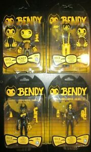 Bendy And the Ink Machine Dark Revival Series 3 RARE! In Hand! INK BENDY