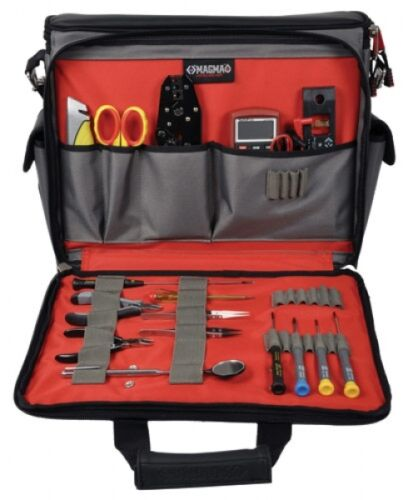 Ck tools magma MA2630 techniciens électriciens outil stockage carry case sac