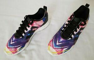 Barón Contable Resbaladizo  Para mujer Talla 6.5 Multicolor Adidas ZX Flux musola Calzado para Correr  S82937   eBay