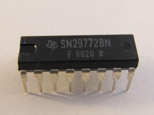SN29772BN Texas Instruments Integrierte Schaltung im DIP16 Gehäuse