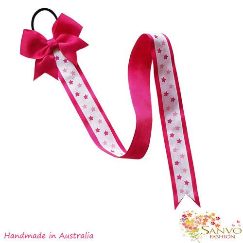 SANVO Hair Bow Clip Organiser for School Bows JoJo Bows Cheer Bows Clip Holder