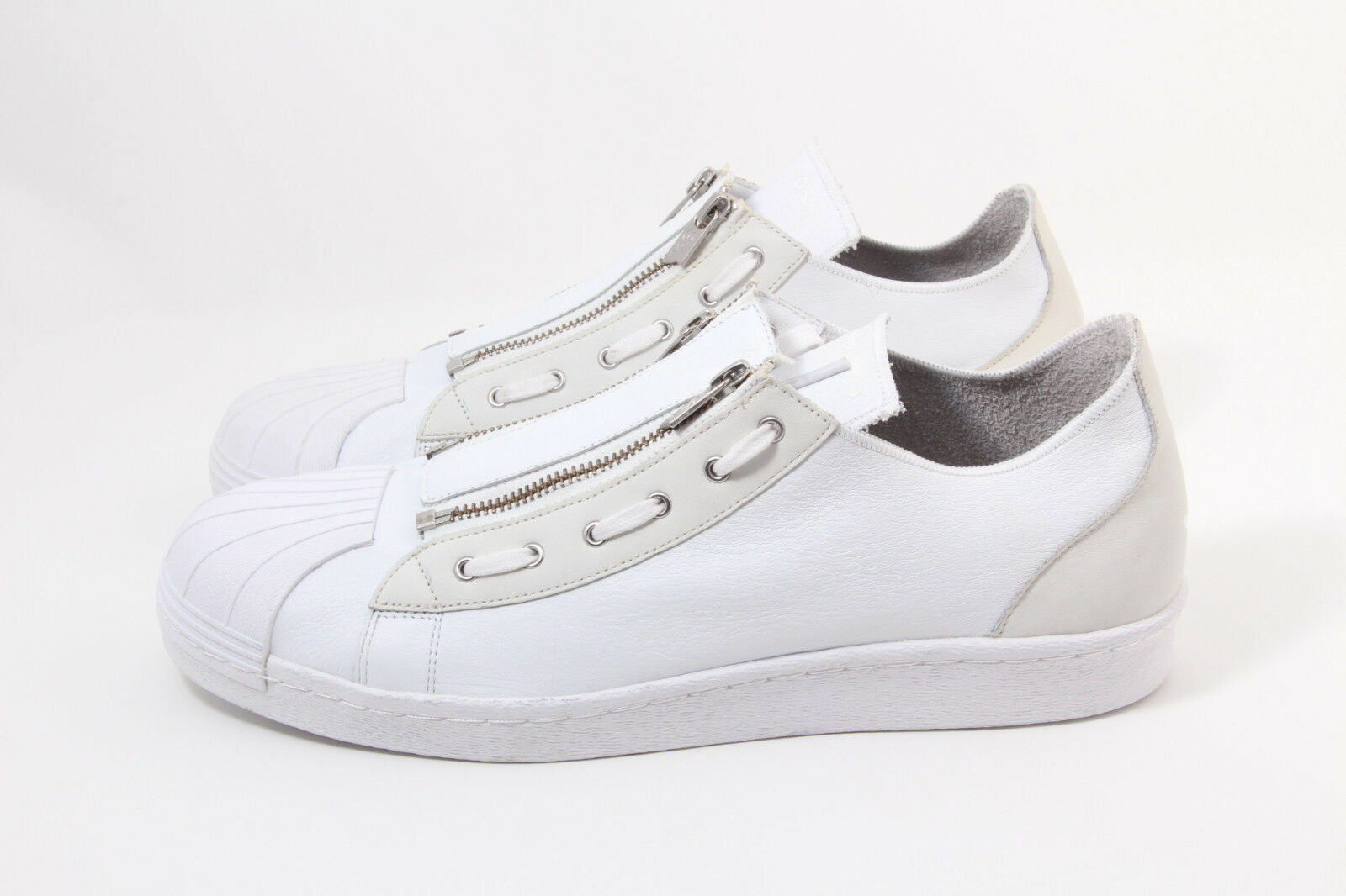 Adidas Y-3 Super Zip White Yohji Yamamoto CG3210 US 11