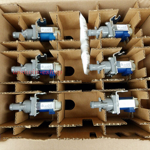 DC 12V 12W Electric DC Solenoid Valve N//C Normally Open For Air Valve Large Flow