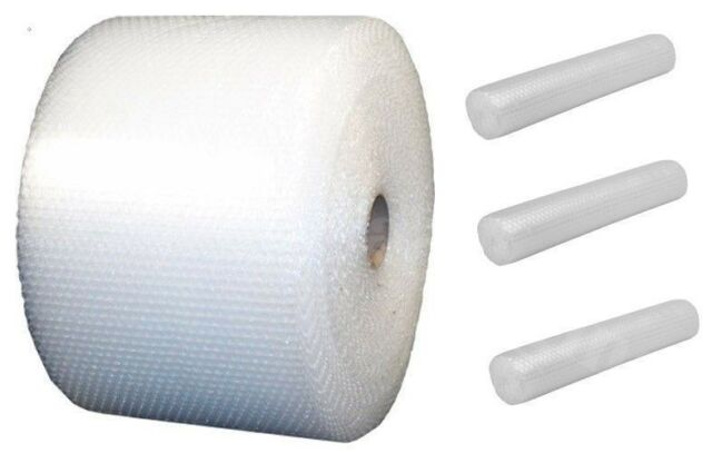 Small Bubbles 500mm Wide Rolls Bubble Wrap Plastic Protective Parcels House Move