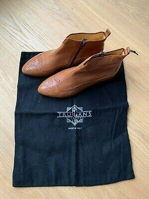 Truman's * Stiefelette * Chelsea Boots * Leder * cognacfarben * 39 40 * | eBay