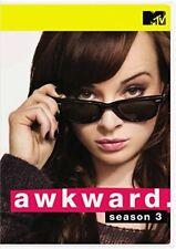 Awkward: Season 3 (DVD, 2014, 4-Disc Set)