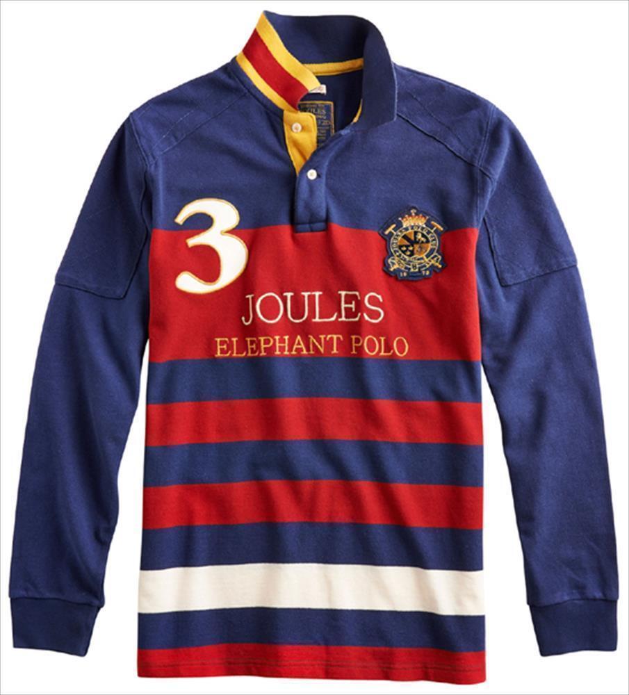 Joules Mens Polo Shirt P _ elephantpolo