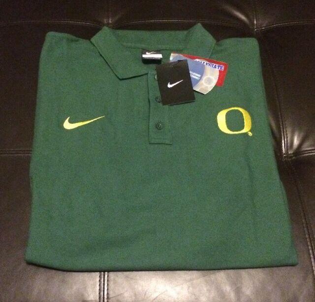43f0ae9c Buy Nike Oregon Ducks Stadium Pique Polo Men's Shirt, Size S - Green ...