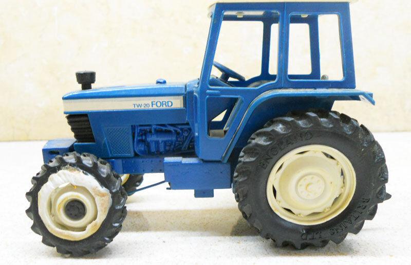 Tractor de colección modelo Ford Ford Ford TW-20 producidos por Britains (5) 85d85e