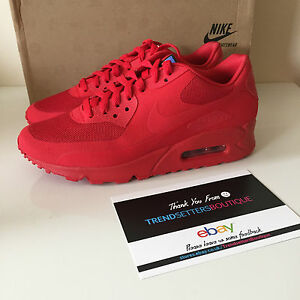 size 40 3d198 06415 Image is loading NIKE-AIR-MAX-90-HYPERFUSE-USA-RED-US-