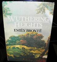 Wuthering Heights By Emily Bronte. 1981.Hardback book.