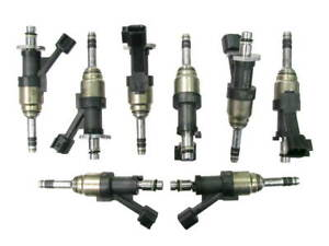 Details about Set of 8 BRAND NEW OEM Fuel Injectors Chevy, GMC 6 2L 2014-17  12668393
