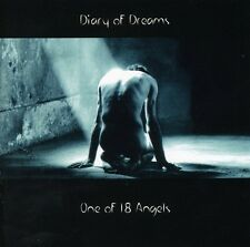 One Of 18 Angels - Diary Of Dreams (2000, CD NUOVO)