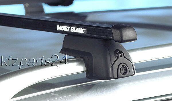 Mont Blanc Reling Dachträger ReadyFit RF20 Stahl MontBlanc