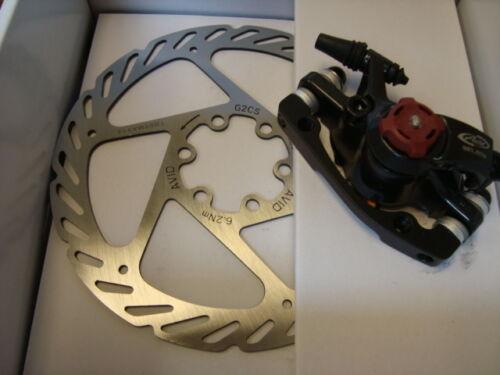 new  Avid BB7 mechanical disc brake MTB 160mm G2 Rotor Graphite   Made in Taiwan