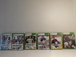 FIFA-Xbox-360-Games-Cleaned-and-Tested