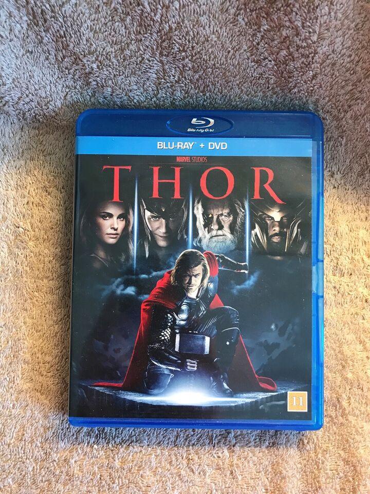 Thor , instruktør Marvel Studio , Blu-ray