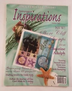 Stampington-Inspirations-Magazine-Summer-2005-Stamping-Ideas-Card-Making-Crafts