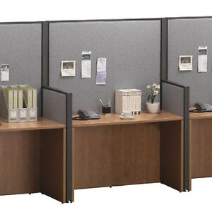 Image Is Loading CUBICLE  WORKSTATION TELEMARKETING STATION Call Center Desk Office