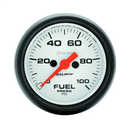 AutoMeter 5763 Phantom Electric Fuel Pressure Gauge