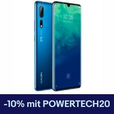 ZTE Axon 10 Pro 128GB 6GB RAM blau Android Smartphone Handy ohne Vertrag