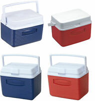 Rubbermaid Cooler / Ice Chests, 5 Sizes