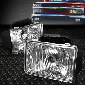 Fit 04-12 Chevy Colorado//Gmc Canyon Smoked Lens Oe Bumper Driving Fog Light Lamp