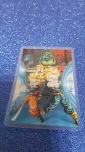 DRAGON-BALL-Z-CARDDASS-RAMI-CARDS-NORMA-EDITORIAL-SEGUNDA-SERIE-85
