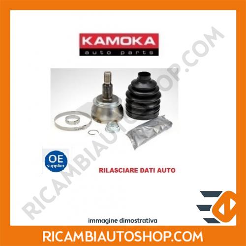 KIT GIUNTO OMOCINETICO LATO CAMBIO KAMOKA VW TRANSPORTER T4 FURGONATO 2.4 D KW:5