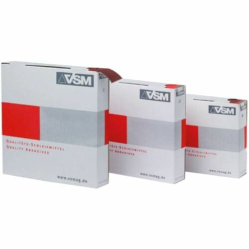VSM 50m Schleifleinen Schleifpapierrolle Breite 40mmKorn 400