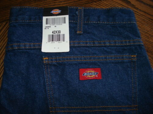 2 Nwt 42 Jeans coupe coupe Dickies Hommes normale Pair dqwqZU