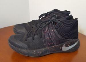 Nike Kyrie 2 Black Red Speckle 819583