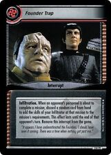 Star Trek CCG 2E Call To Arms Founder Trap 3R72