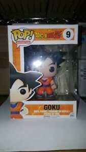 Funko-Pop-Dragonball-Goku-Black-Hair-Hot-Topic-Dragon-Ball-100-Authentic
