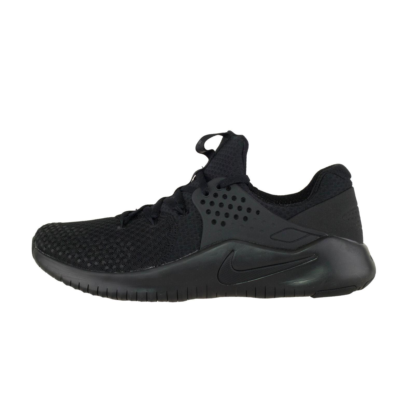 Nike gratuito Tr. V8 Nero - Trainingsschuh Sautope da Ginnastica AH9395-003 Sautope classeiche da uomo