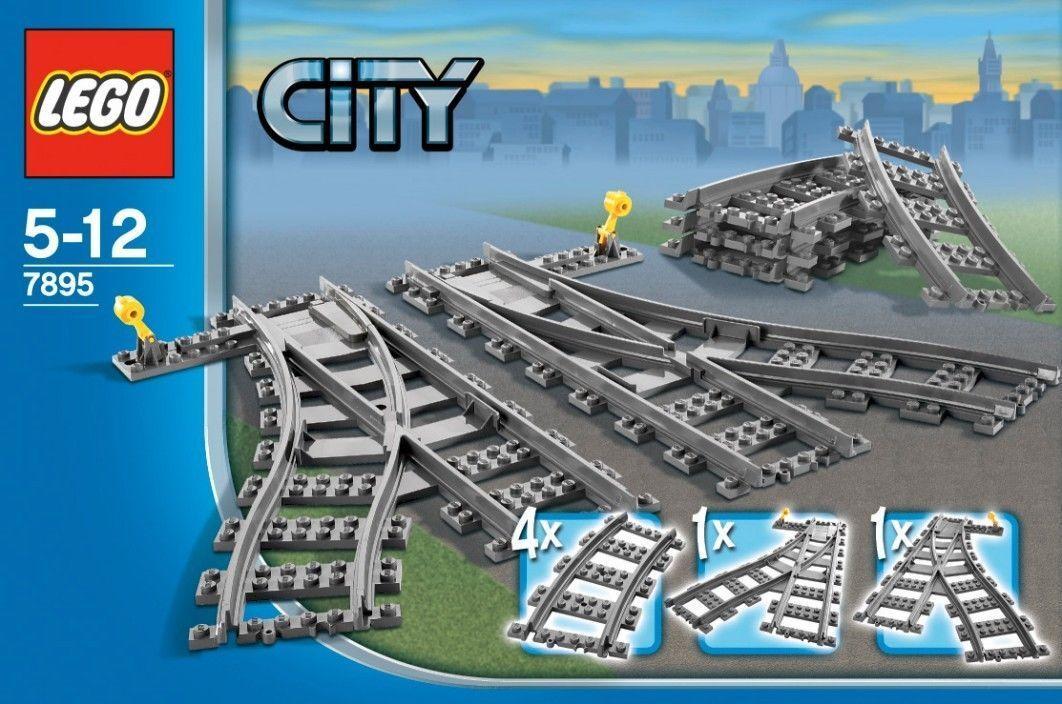LEGO 7895 Scambi per per per la ferrovia  CITY 5-12 | Nouveaux Produits  a8aa0d