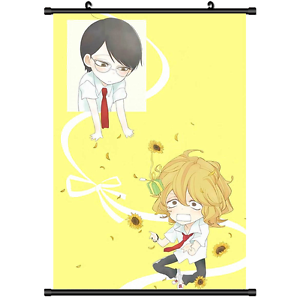 2638 Anime doukyuusei Scroll Wall poster cosplay A