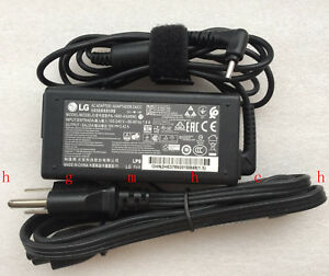 New Original OEM LG 65W AC//DC Adapter/&Cord for LG gram 15Z980-U.AAS5U1 Ultrabook