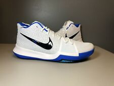 low priced f53a3 62595 item 7 NIKE KYRIE 3 DUKE WHITE BLACK HYPER COBALT 852395 102 SIZE 14 -NIKE  KYRIE 3 DUKE WHITE BLACK HYPER COBALT 852395 102 SIZE 14