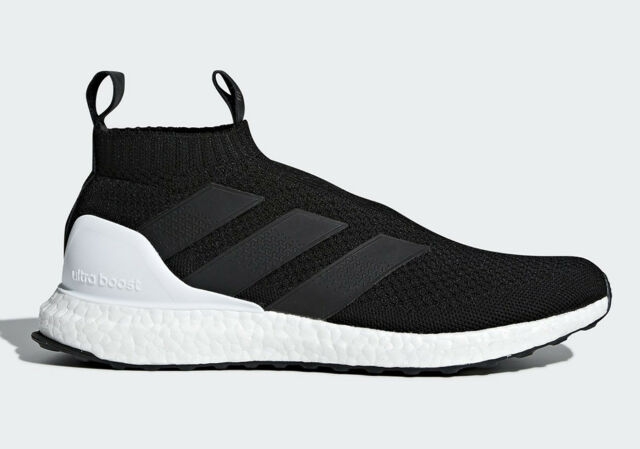 3c495f1c adidas Ace 16 PureControl Ultra Boost Core Black/white Ac7748 Ultraboost a  16 for sale online | eBay