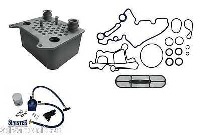 03-07 Ford Powerstroke 6.0L Sinister Coolant Filtration System SMC-COOLFIL-6.0