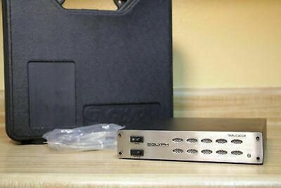 Glyph Hard drive Triplicator Backup Device with FireWire 800 USB 2.0 eSATA